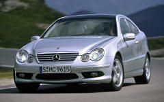 MERCEDES Mercedes cl203